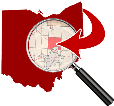 Find Us In Newton Township of Licking County Ohio